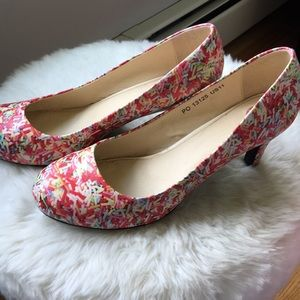 Candy Sprinkle Pumps! Sz 11